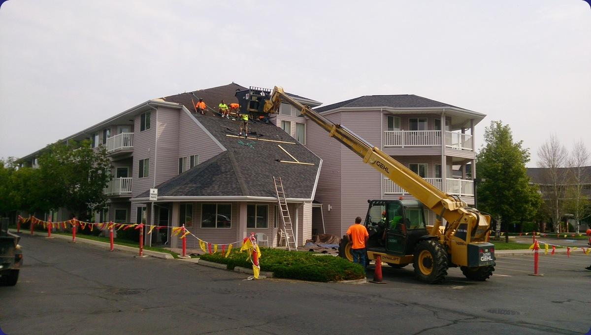 Residential Commercial Phoenix Roofing Contractor C N Roofing